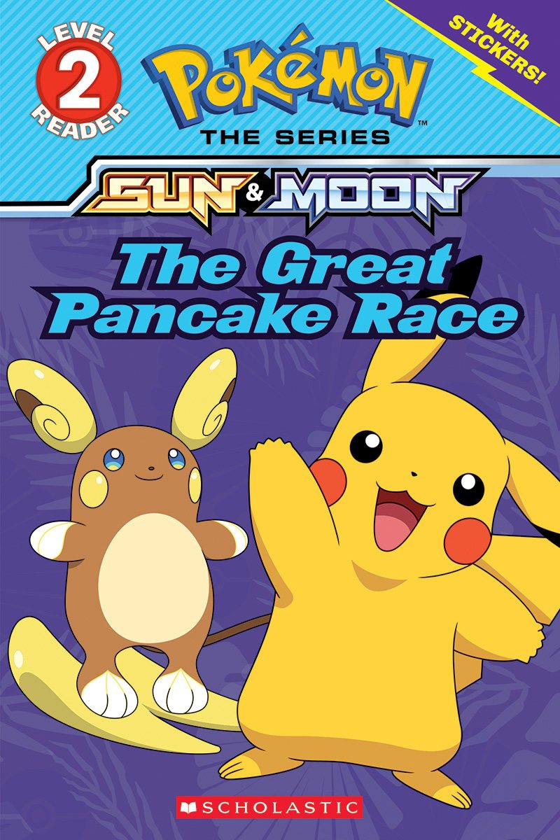 POKEMON THE GREAT PANCAKE RACE (PB)