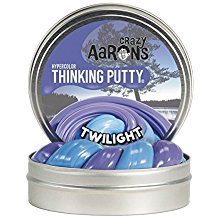 CRAZY AARON'S THINKING PUTTY TWILIGHT 4INCH