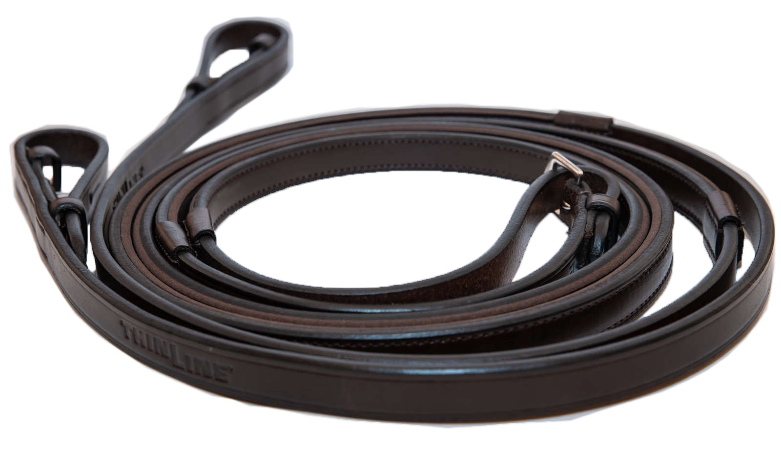 ThinLine Lined English Reins