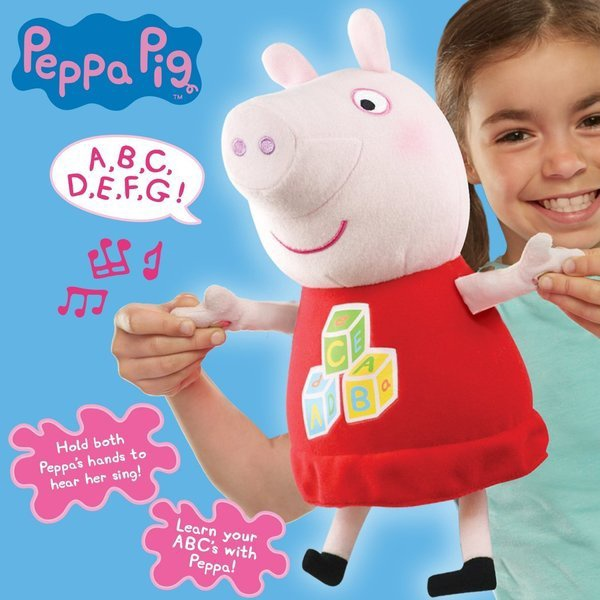PEPPA PIG ABC SINGING PEPPA