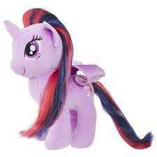 MY LITTLE PONY THE MOVIE TWILIGHT SPARKLE 7 INCHES PLUSH
