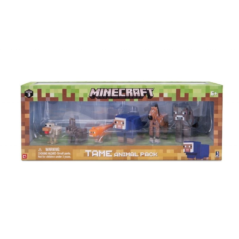 MINECRAFT BABY ANIMAL PACK