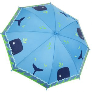 ZIGGLE Baby - Colour Changing Umbrella - Whales