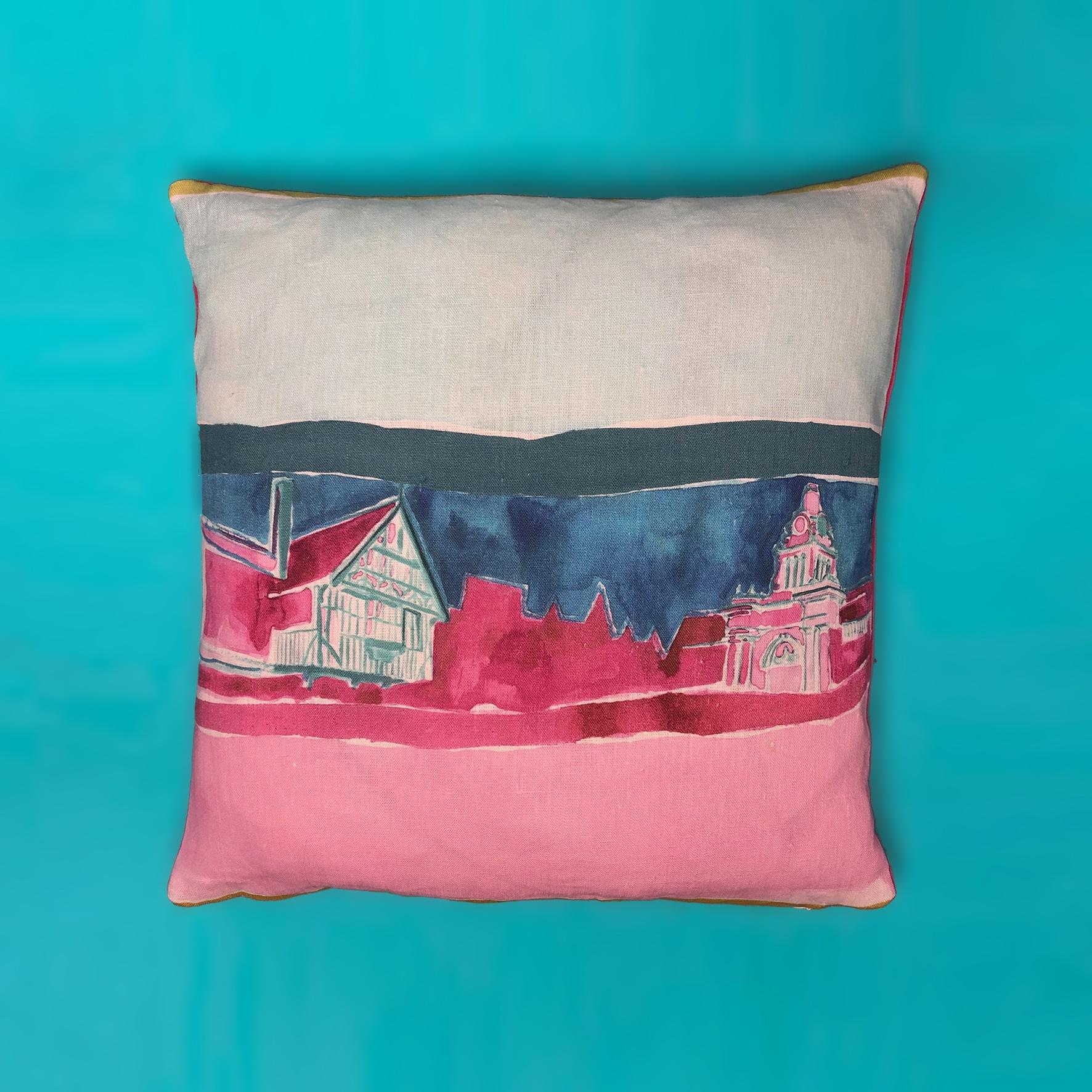 Home Square Cushion