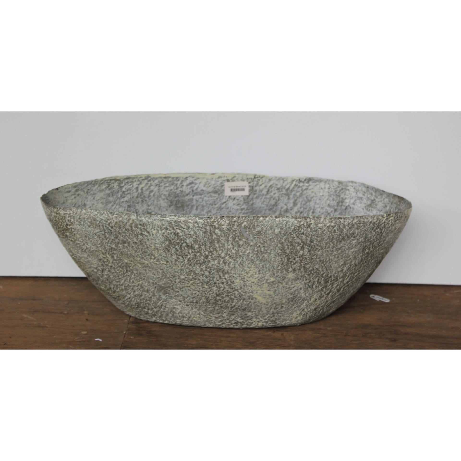 Large Oval Bowl