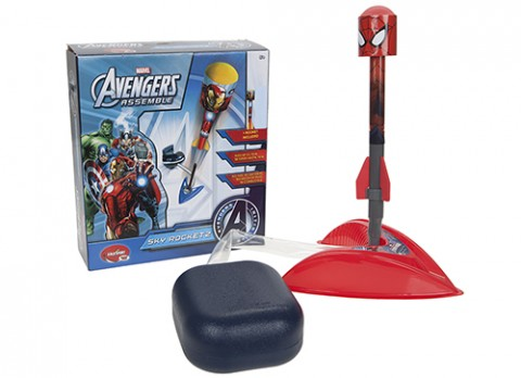 DISNEY MARVEL SKY ROCKETS AVENGERS
