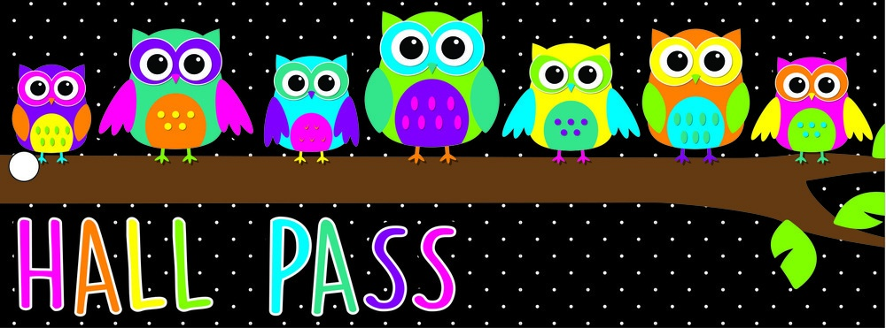 AP 10669 OWLS HALL PASS