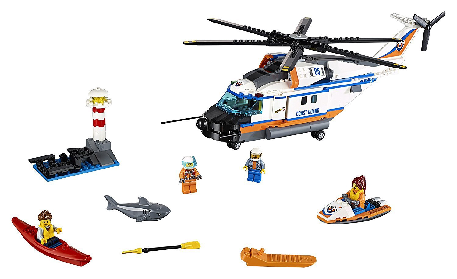 HEAVY DUTY RESCUE HELICOPTER