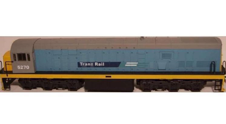 Frateschi #3147-5270 GE U-20-C.  NZR DX TrainzRail Blue