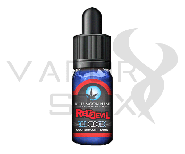 Blue Moon Hemp  Red Devil CBD