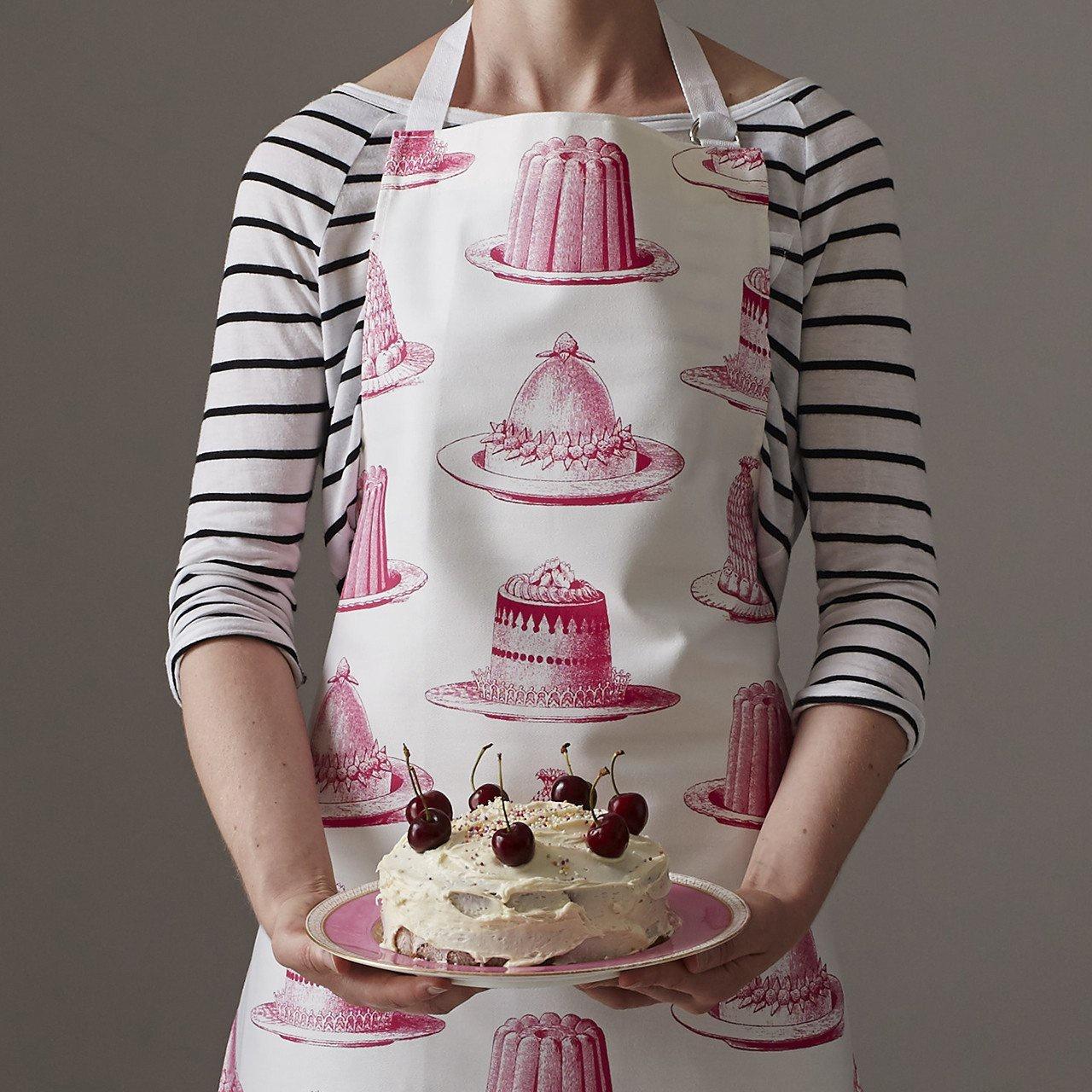 Apron-Jelly & Cake