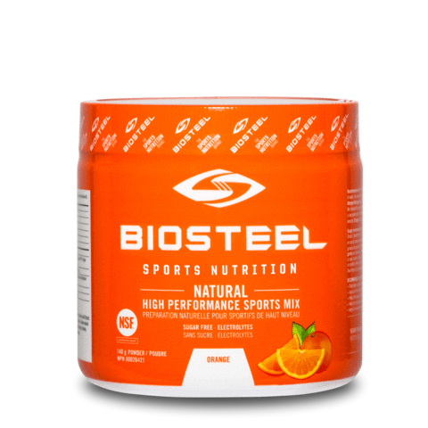 BioSteel High Performance Sports Mix 140g-Orange