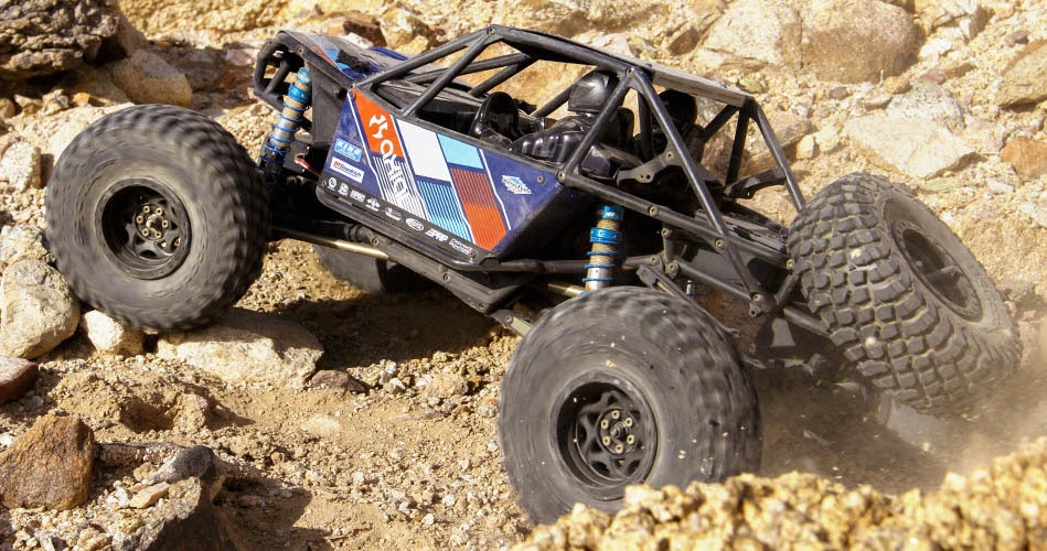 Axial #AX90053 RR10 Bomber 4WD kitset