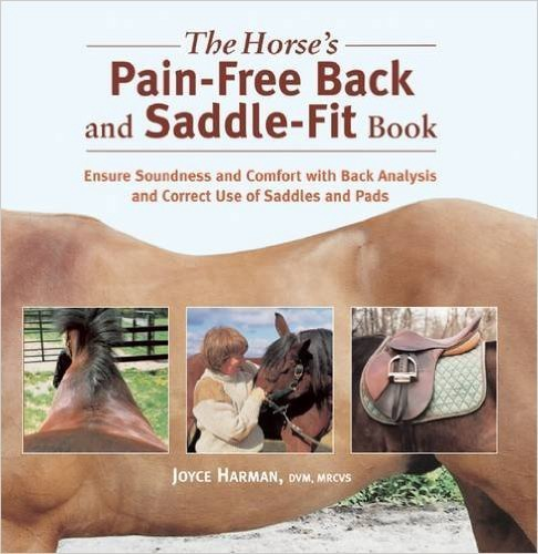 Horse Pain Free Back Saddle Fit by Joyce Harman