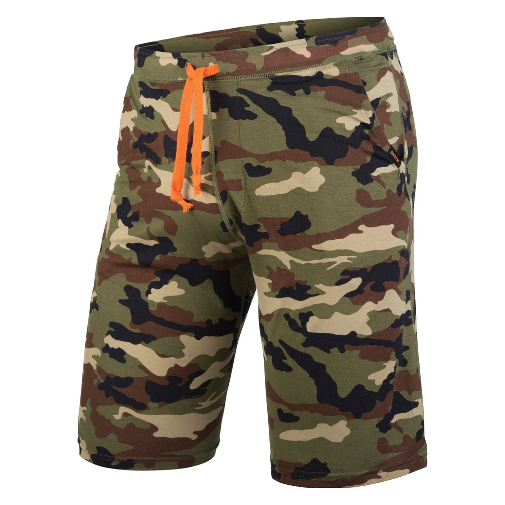 BN3TH - PJ SHORTS IN CAMO