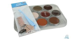Pan Pastel #30701 Rust and Earth Set