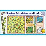 SNAKES & LADDERS & LUDO