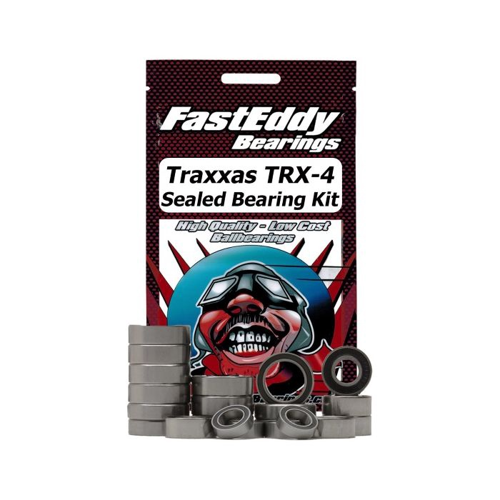 Fast Eddy #TFE4522 Traxxas TRX-4 Sealed Bearing Kit