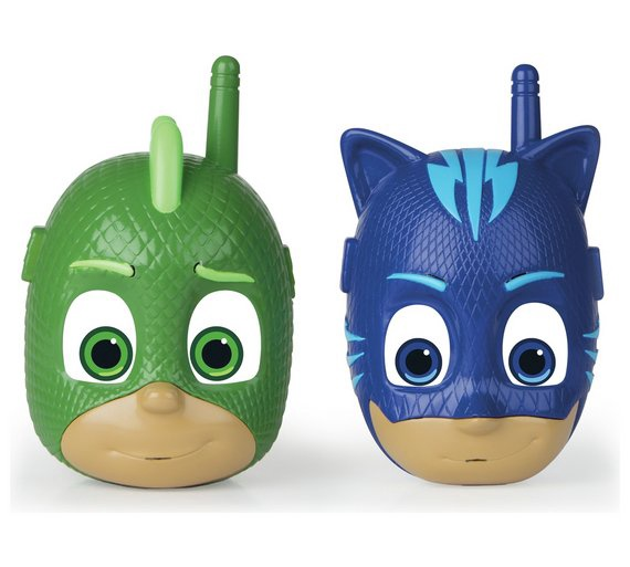 PJ MASKS WALKIE TALKIE