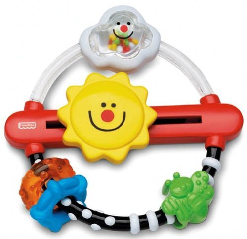 FISHER-PRICE SUNSHINE ACTIVITY RING