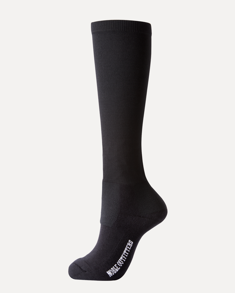 Noble Outfitters Over the Calf Peddies | Black