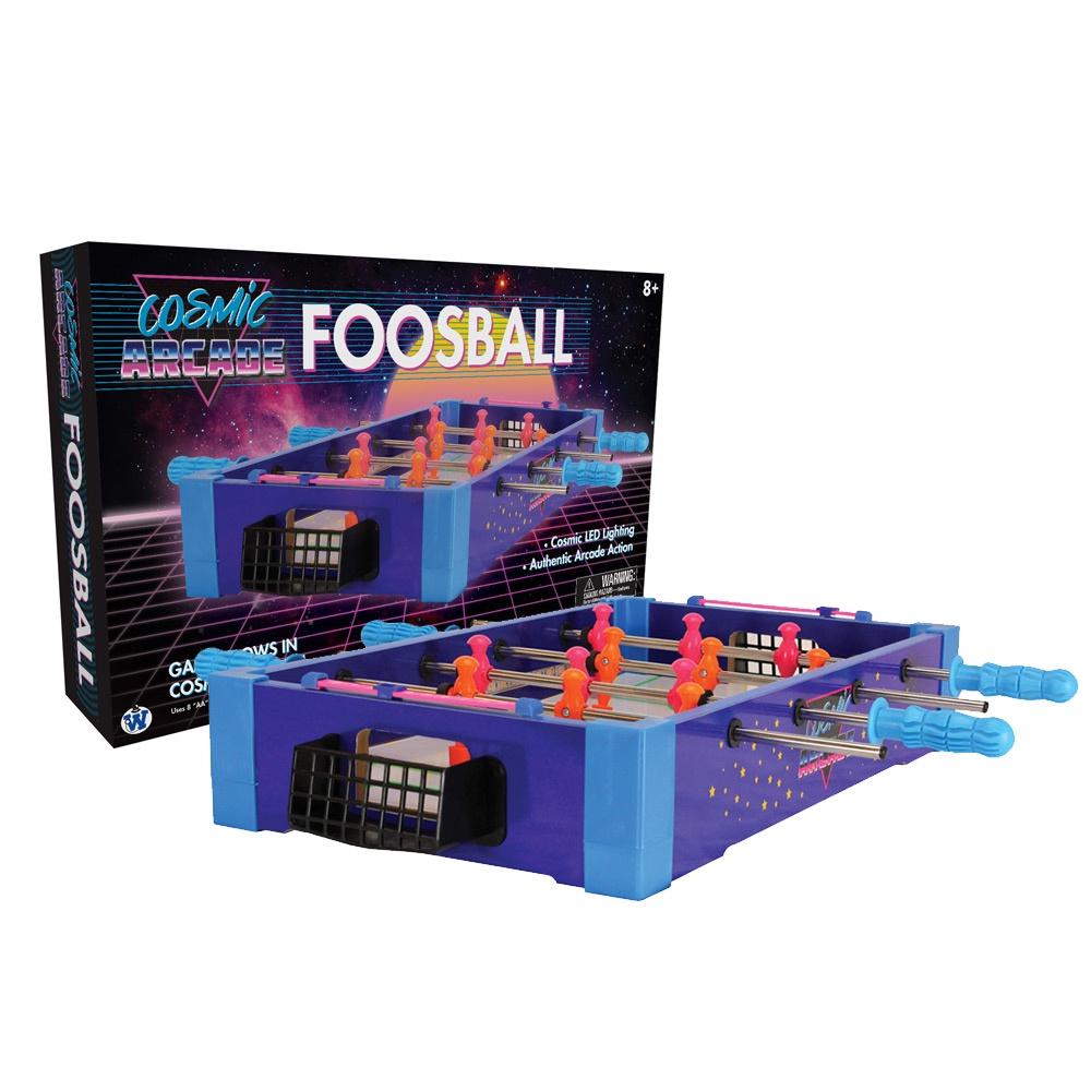 COSMIC ARCADE FOOSBALL GAME