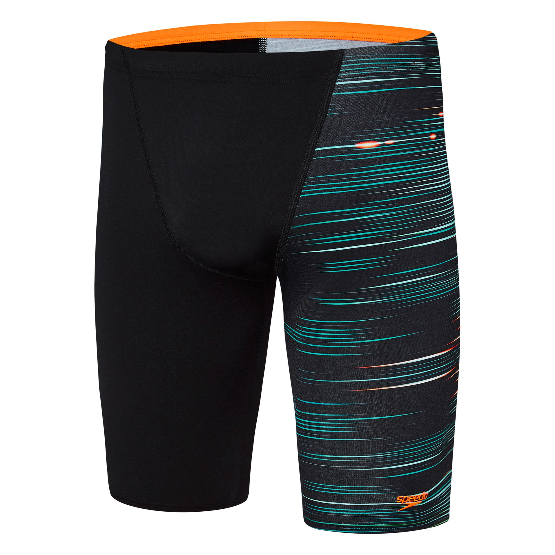 Mens Powerstrike Flare Jammer Orange