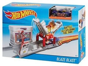 HOT WHEET BLAZE BLAST
