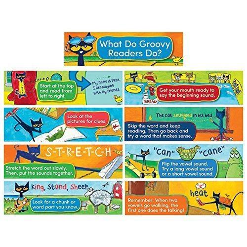 EP 62389 READING STRATEGIES PETE THE CAT MINI BBS