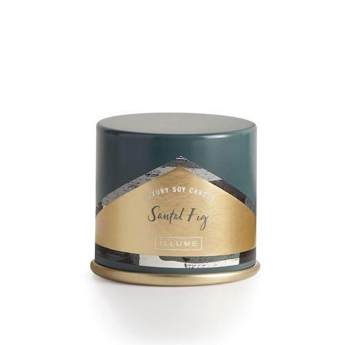 Demi Vanity Tin Candle | Santal-Fig