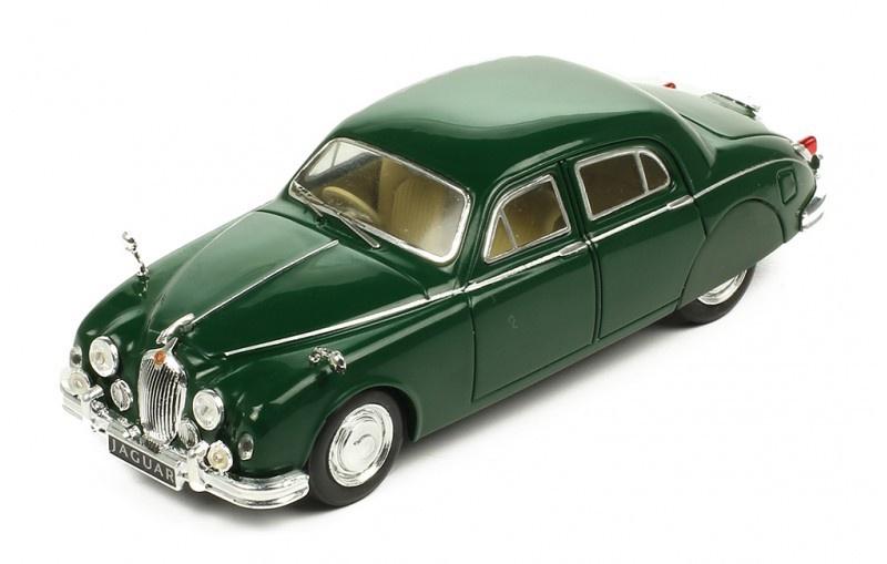 IXO #CLC285 1/43 1957 Jaguar Mk.I RHD