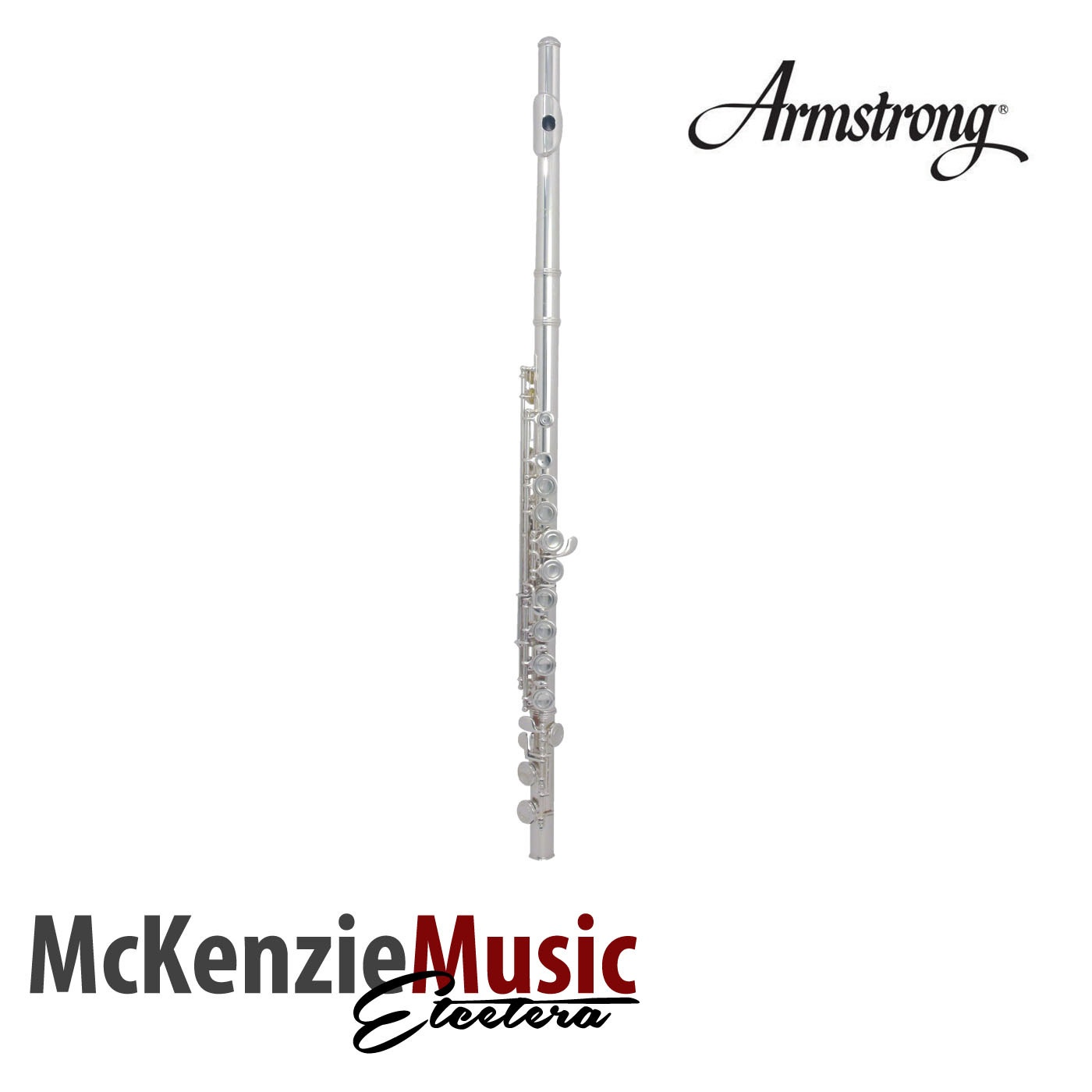 Armstrong Student Model 104E Closed Hole Flute