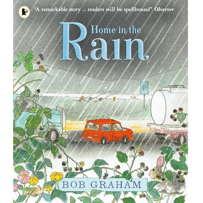 HOW IN THE RAIN (PB)