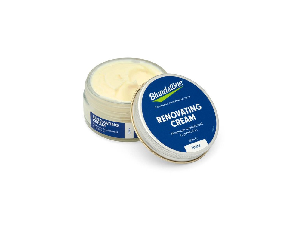 BLUNDSTONE - RENOVATING CREAM IN RUSTIC