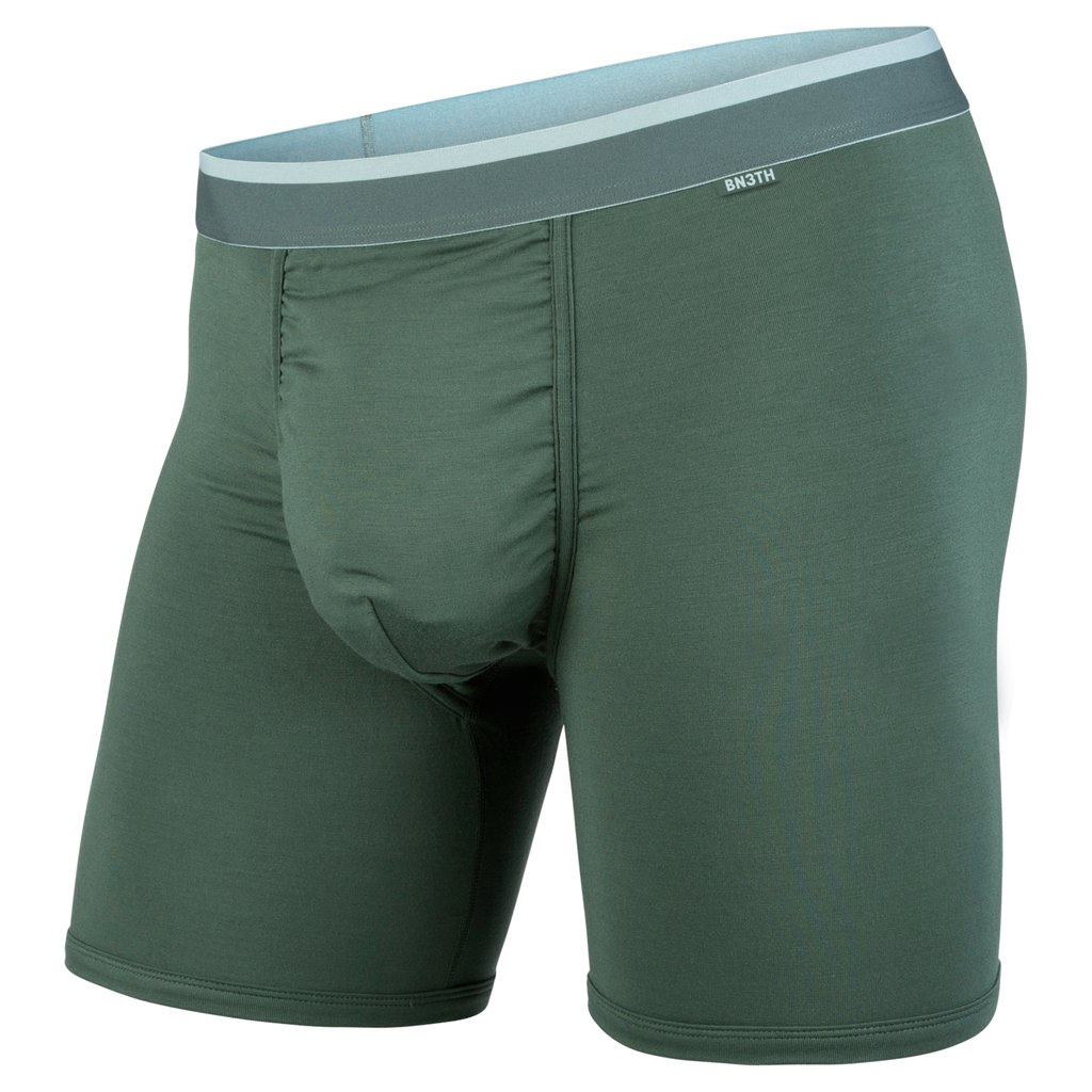 BN3TH - CLASSICS BOXER BRIEF IN MOSS/BLUESTONE