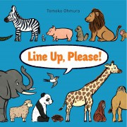 Line Up Please- Paperback