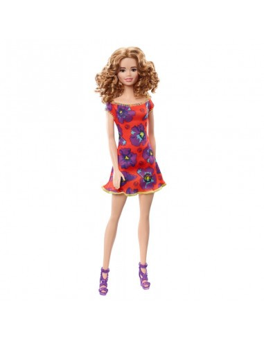 BARBIE DOLL LIGHT BRUNETTE