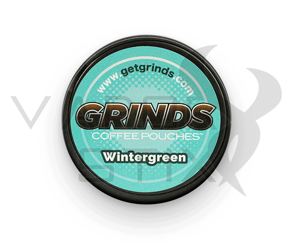 Grinds Coffee Pouches Wintergreen