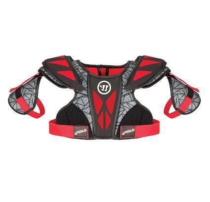 Warrior Gremlin Shoulder Pads