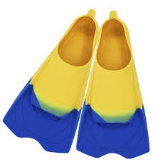 DUO-TECH SHORT BLADE FINS 37-38