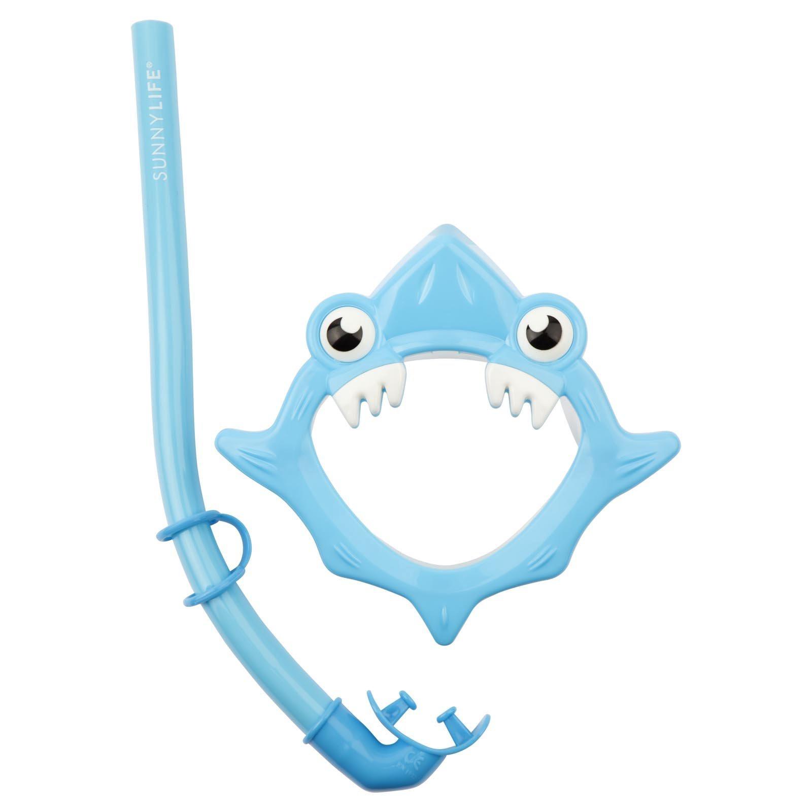 Sunny Life Shark Snorkeling Set