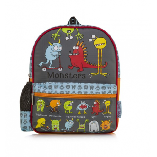 BACKPACK MONSTERS
