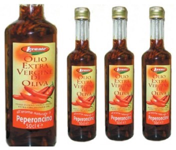 Levante Extra Virgin Olive Oil With Chilli 500ML
