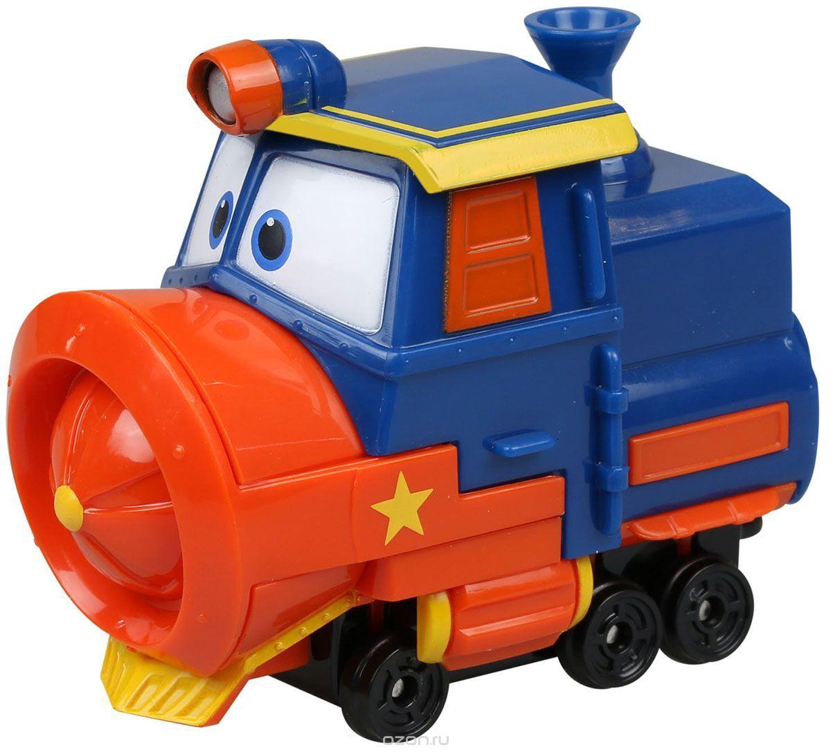 ROBOT TRAINS VEHICLE VICTOR