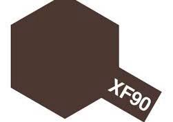 Tamiya Acrylic Paint #81790 XF-90 Red Brown 2