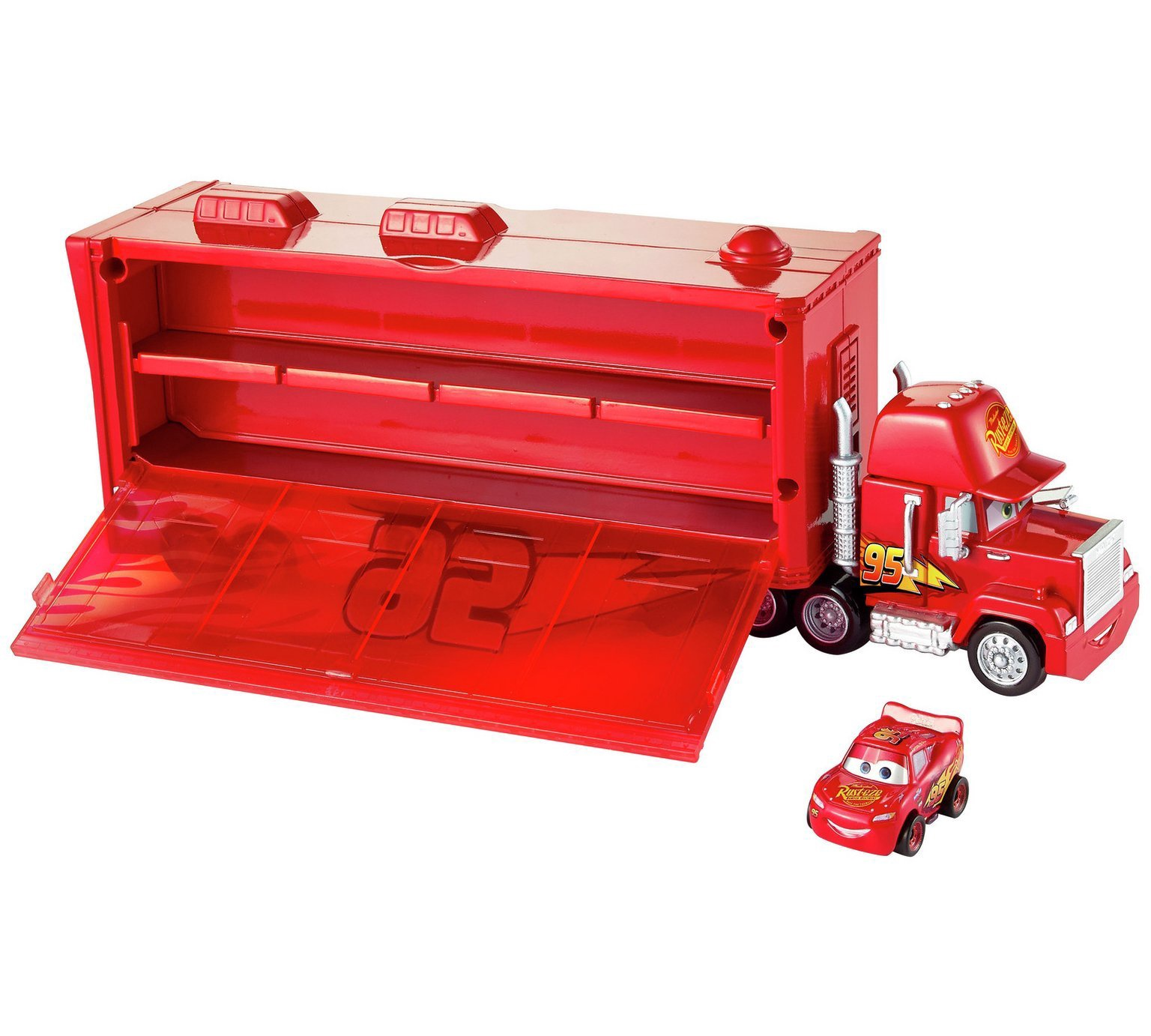 DISNEY CARS MARK TRANSPORTER
