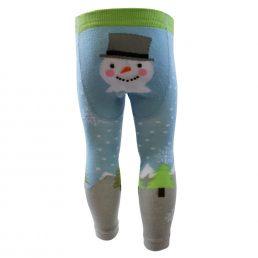 Snowman leggings