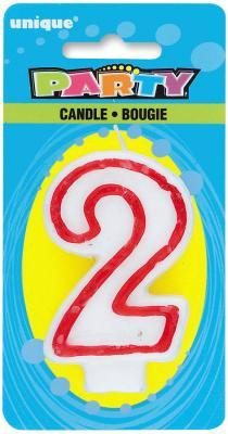 CANDLE BOUGIE NO.2