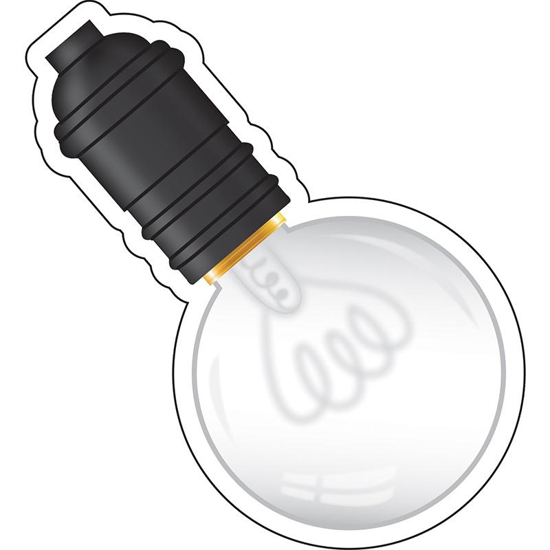 CD 120544 LIGHT BULBS CUTOUTS