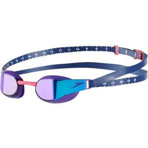 Fastskin Elite Mirror Goggles Violet/Blue